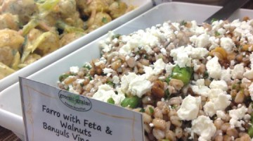 Custom Crafted Salads at Greens and Grain Alameda Marketplace